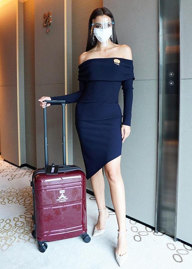 Hoa hậu Thái Lan - Đối thủ đáng gờm của Khánh Vân tại Hoa hậu Hoàn vũ 2020 - 11