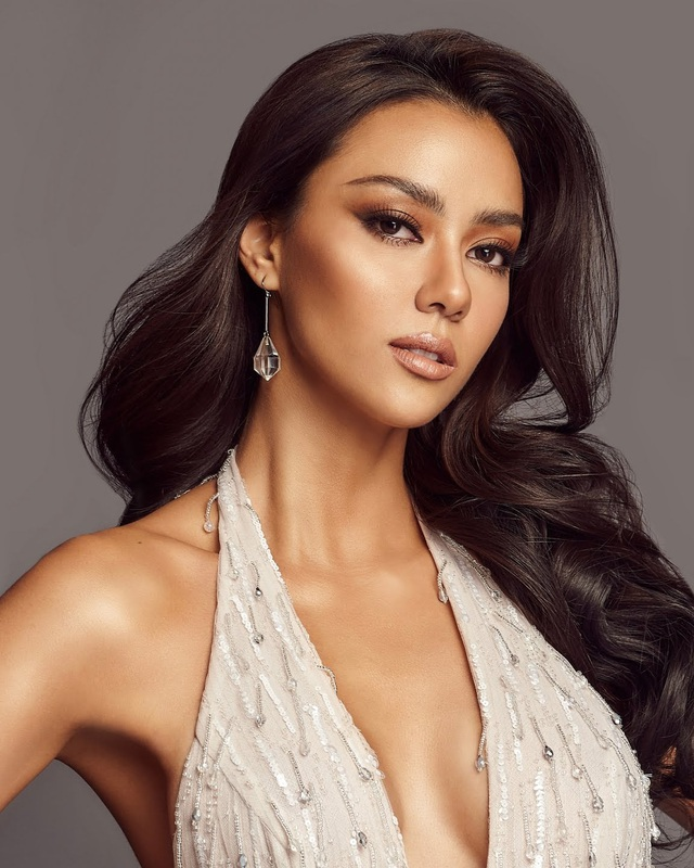 Hoa hậu Thái Lan - Đối thủ đáng gờm của Khánh Vân tại Hoa hậu Hoàn vũ 2020 - 3