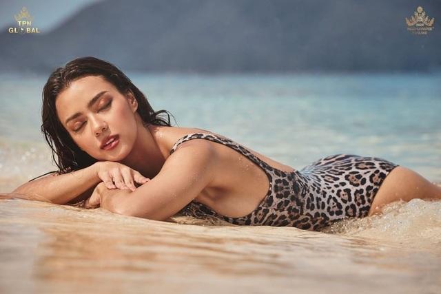 Hoa hậu Thái Lan - Đối thủ đáng gờm của Khánh Vân tại Hoa hậu Hoàn vũ 2020 - 22