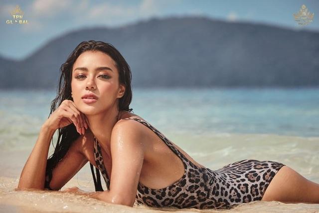 Hoa hậu Thái Lan - Đối thủ đáng gờm của Khánh Vân tại Hoa hậu Hoàn vũ 2020 - 17