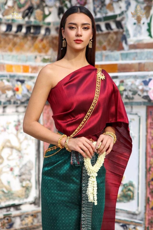 Hoa hậu Thái Lan - Đối thủ đáng gờm của Khánh Vân tại Hoa hậu Hoàn vũ 2020 - 9