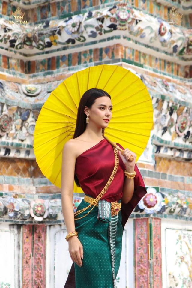 Hoa hậu Thái Lan - Đối thủ đáng gờm của Khánh Vân tại Hoa hậu Hoàn vũ 2020 - 8