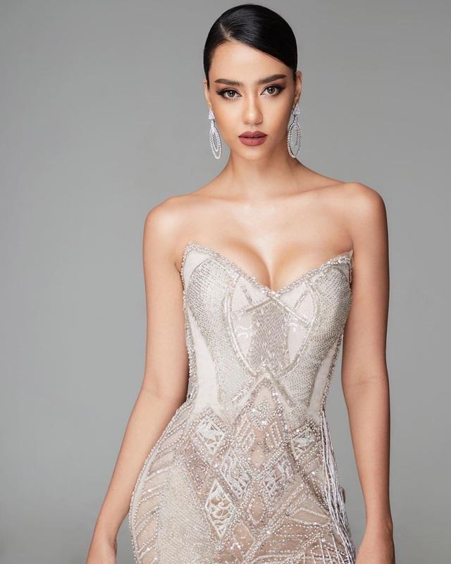 Hoa hậu Thái Lan - Đối thủ đáng gờm của Khánh Vân tại Hoa hậu Hoàn vũ 2020 - 19