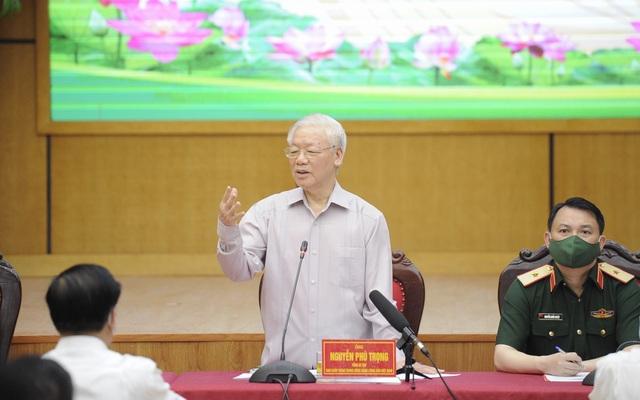Tổng Bí thư chia sẻ với cử tri về 6 khóa làm Ủy viên Bộ Chính trị - 2