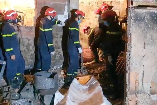 Vì sao 8 người trong vụ cháy không thể chạy ra ngoài thoát thân? - 1