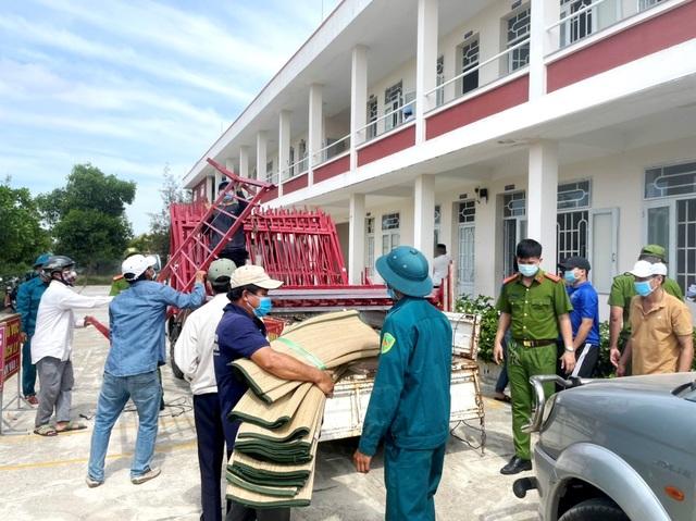 Phát hiện ca dương tính SARS-CoV-2 liên quan đến thẩm mỹ viện ở Đà Nẵng - 2