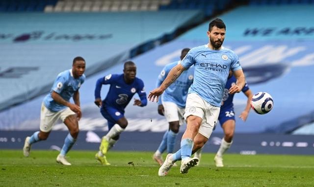 Man City 1-2 Chelsea: Tội đồ Aguero và cú sốc ở phút bù giờ - 7