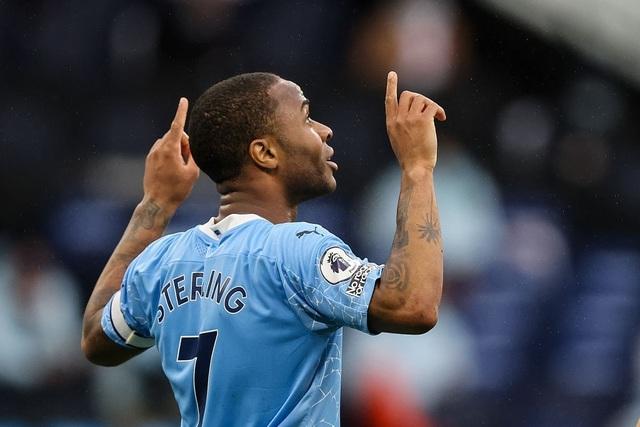 Man City 1-2 Chelsea: Tội đồ Aguero và cú sốc ở phút bù giờ - 8