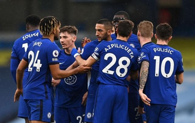 Man City 1-2 Chelsea: Tội đồ Aguero và cú sốc ở phút bù giờ - 5