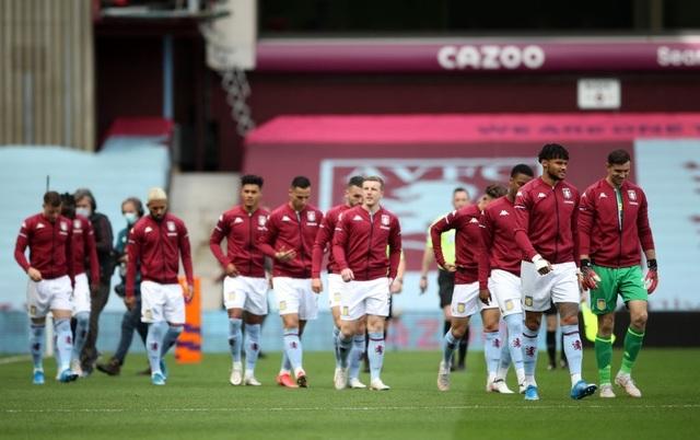 Aston Villa 1-3 Man Utd: 4 phút lật mặt và dấu ấn của Cavani - 14