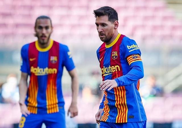 Barcelona liên tục để vàng rơi: Thôi đừng mộng mơ! - 2