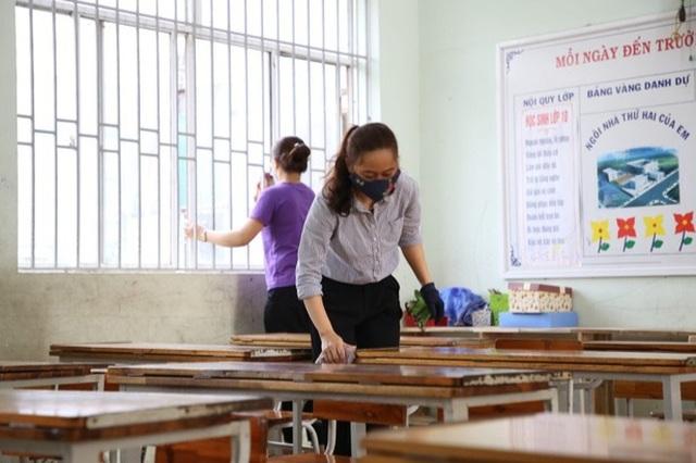 Quảng Trị, Hòa Bình: Cho học sinh nghỉ học từ 10/5 vì Covid-19 phức tạp - 1