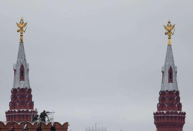 Dàn khí tài khủng của Nga trong lễ duyệt binh - 24