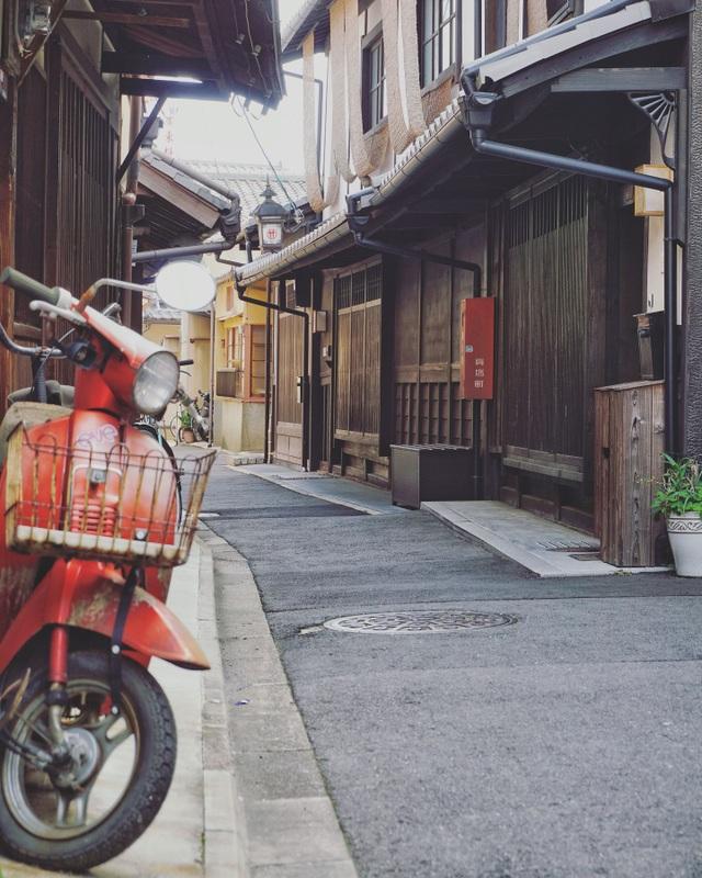 Khám phá Kamishichiken, khu phố Geisha lâu đời nhất Kyoto - 2