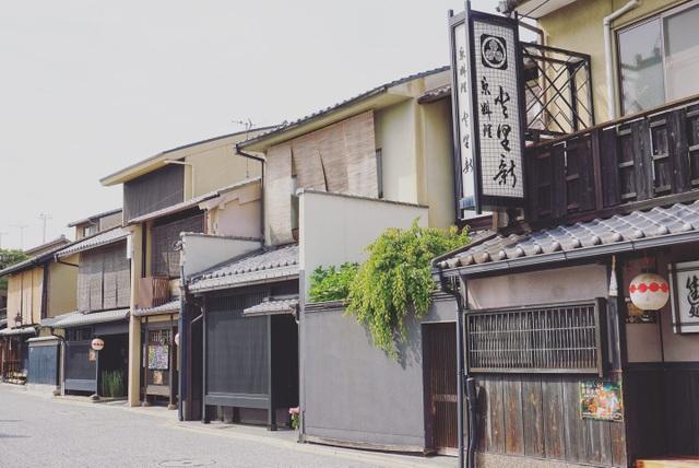 Khám phá Kamishichiken, khu phố Geisha lâu đời nhất Kyoto - 1