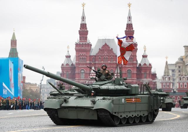Dàn khí tài khủng của Nga trong lễ duyệt binh - 5