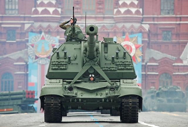 Dàn khí tài khủng của Nga trong lễ duyệt binh - 6