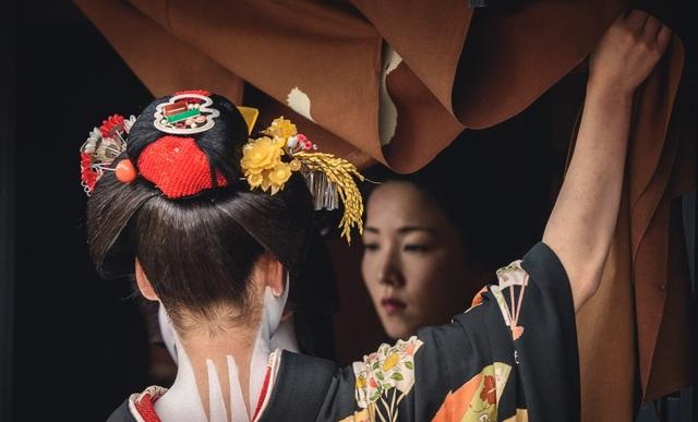 Khám phá Kamishichiken, khu phố Geisha lâu đời nhất Kyoto - 8