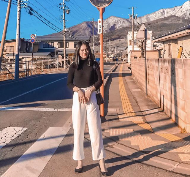 Hot girl ĐH Mở Hà Nội từ bỏ lời mời làm việc tại Nhật Bản để trở về trường - 5
