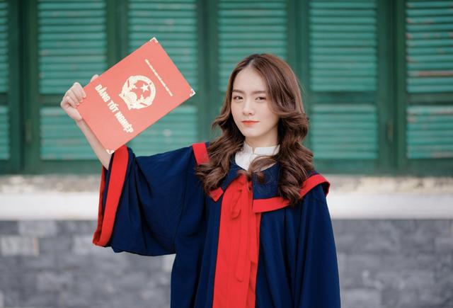 Hot girl ĐH Mở Hà Nội từ bỏ lời mời làm việc tại Nhật Bản để trở về trường - 8