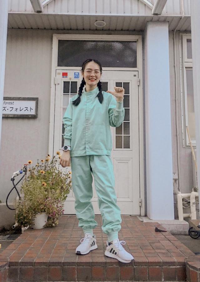 Hot girl ĐH Mở Hà Nội từ bỏ lời mời làm việc tại Nhật Bản để trở về trường - 2
