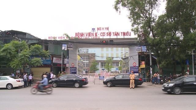 Bệnh nhân ung thư ngoại trú loay hoay khi Bệnh viện K phong tỏa - 3