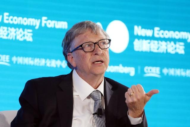 Bill Gates tiết lộ 3 phát minh quan trọng nhất mọi thời đại - 1