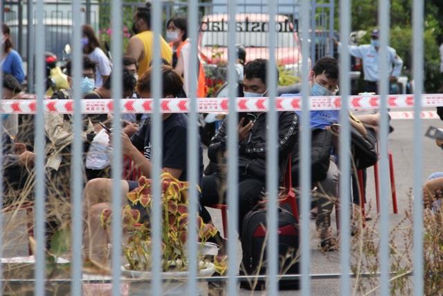 Đà Nẵng cách ly tập trung hàng trăm công nhân vì một người nhiễm SARS-CoV-2 - 3