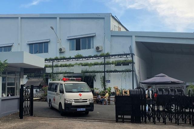 Đà Nẵng cách ly tập trung hàng trăm công nhân vì một người nhiễm SARS-CoV-2 - 1
