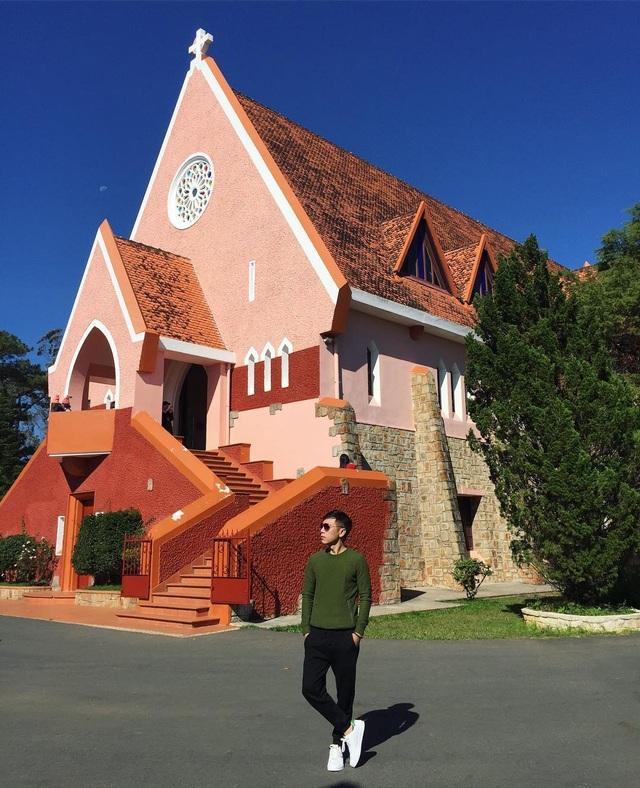 Chụp cháy máy ở 3 nhà thờ màu hồng đẹp nhất Việt Nam - 6