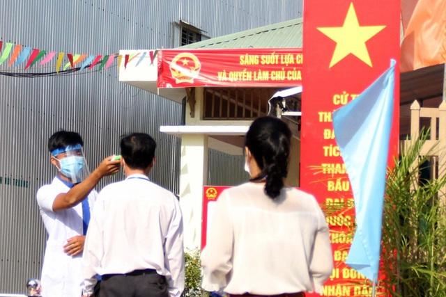 Đà Nẵng diễn tập phục vụ bầu cử trong bối cảnh dịch Covid-19 - 2