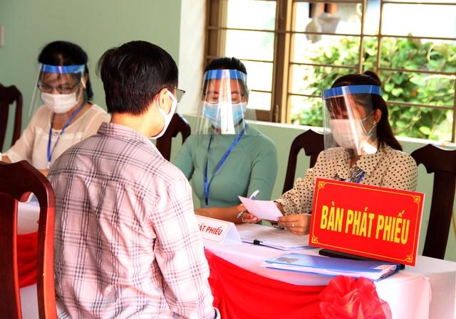 Đà Nẵng diễn tập phục vụ bầu cử trong bối cảnh dịch Covid-19 - 4
