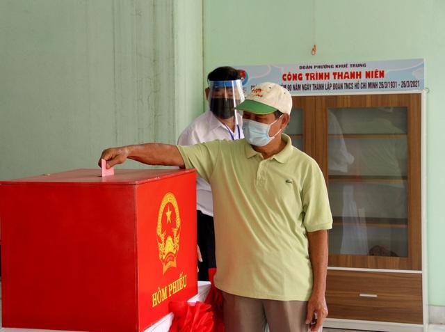 Đà Nẵng diễn tập phục vụ bầu cử trong bối cảnh dịch Covid-19 - 5