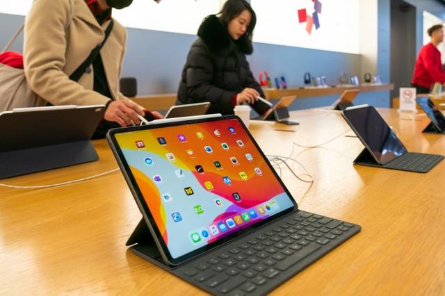 iPad đời cũ giảm giá tiền triệu trước ngày iPad Pro M1 về Việt Nam - 1