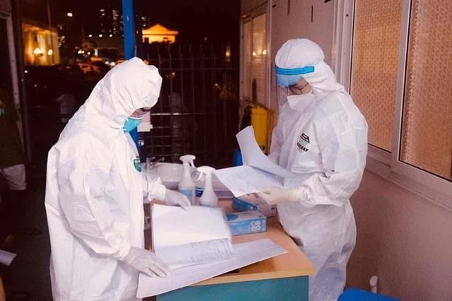 Ổ dịch Bệnh viện K thêm bệnh nhân dương tính, Hà Nội thêm 2 ca cộng đồng - 1