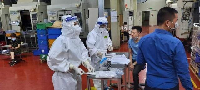 Bắc Giang: 3 con của một bệnh nhân Covid-19 dương tính với SARS-CoV-2 - 2