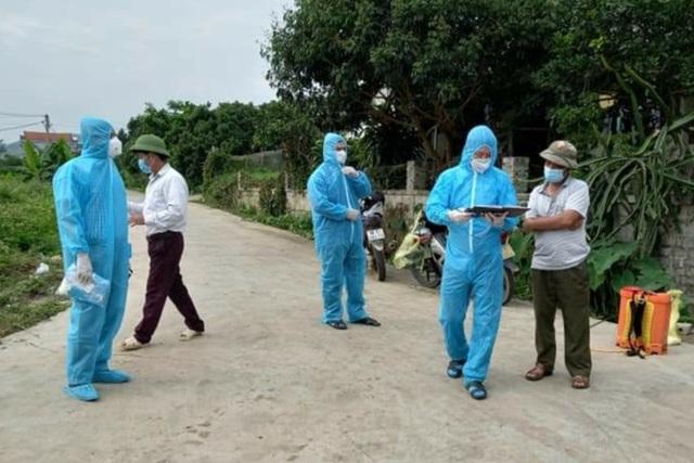 Bắc Giang: 3 con của một bệnh nhân Covid-19 dương tính với SARS-CoV-2 - 1