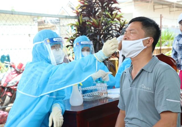 Đắk Lắk ghi nhận ca dương tính thứ 2 với SARS-CoV-2 - 1