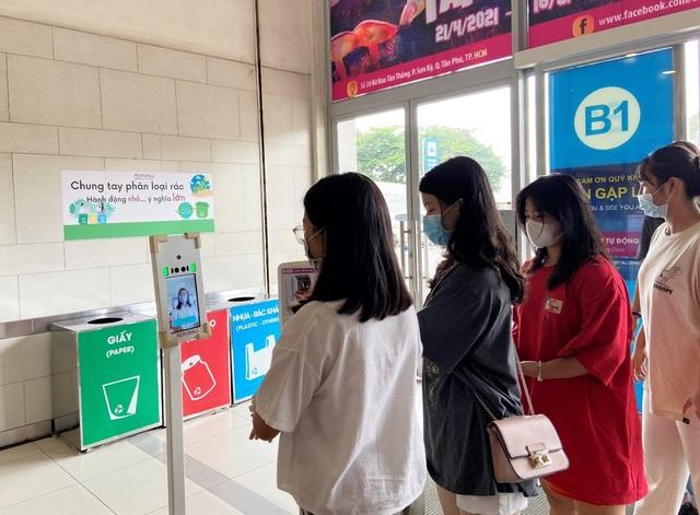 Tăng gấp đôi tần suất vệ sinh, AEON Việt Nam đẩy mạnh phòng dịch - 2