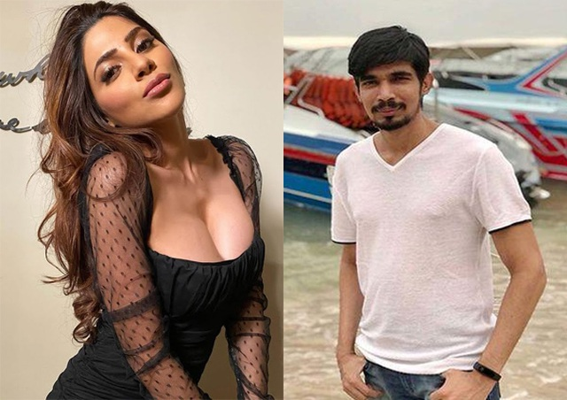 Chụp ảnh vui vẻ sau khi anh chết vì Covid-19, người đẹp Ấn Độ bị chỉ trích - 2