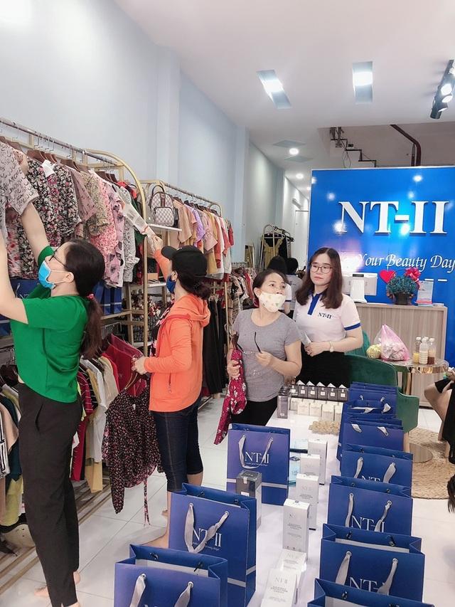 Thời trang NTII - thương hiệu thời trang yêu thích của phái đẹp - 1