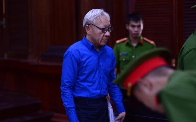 Bất ngờ với lý do hoãn xét xử đại án Ngân hàng Đông Á - 2