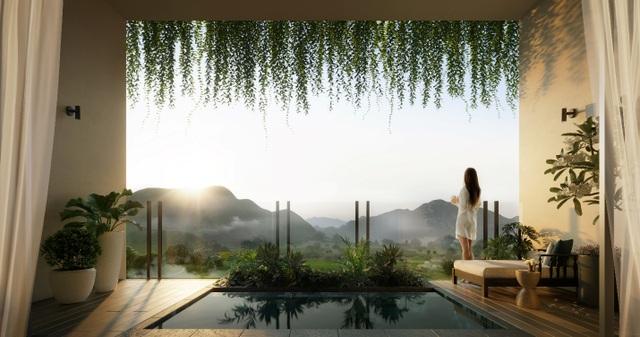 Apec Mandala Sky Villas Kim Bôi ra mắt đầy ấn tượng với 100% căn hộ khoáng nóng - 1