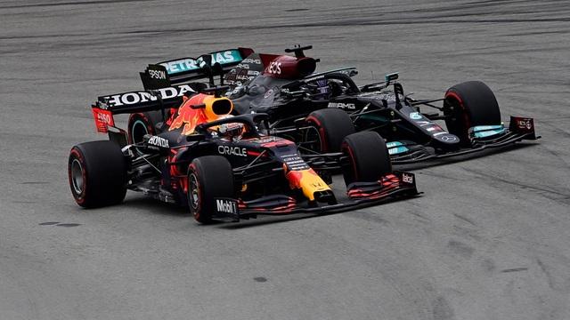Chặng 4 mùa giải F1 2021: Hamilton đánh úp Verstappen, thong dong về đích - 4