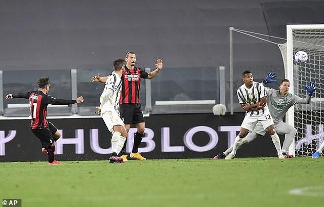 C.Ronaldo gây thất vọng lớn, Juventus thua đậm AC Milan - 2