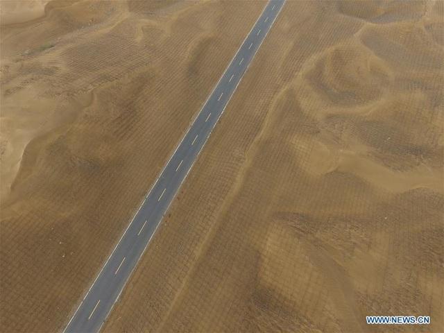 Hành trình 3 thập kỷ phủ xanh kỳ diệu sa mạc rộng thứ 7 Trung Quốc - 3