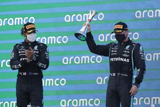 Chặng 4 mùa giải F1 2021: Hamilton đánh úp Verstappen, thong dong về đích - 7