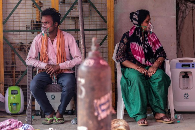 Giới siêu giàu Ấn Độ hứng chỉ trích giữa bão Covid-19 - 1