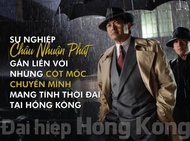 Châu Nhuận Phát: Từ thần tượng TVB đến biểu tượng Hồng Kông ở Hollywood - 1
