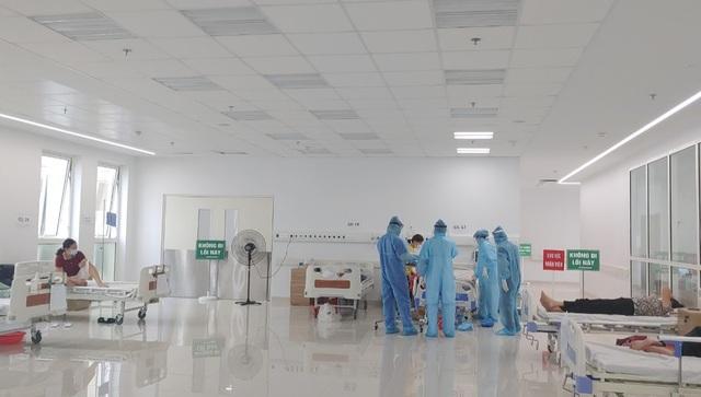 BV Bạch Mai chia lửa, tiếp nhận gần 200 bệnh nhân từ BV Bệnh Nhiệt đới TW  - 1